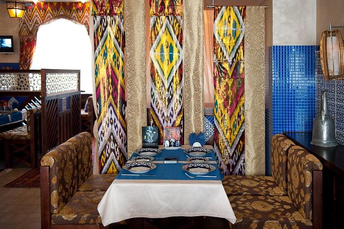 Узбекский Ресторан Сандык на Щелковской фото 10