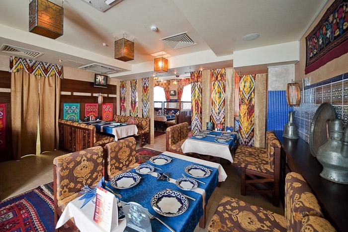 Узбекский Ресторан Сандык на Щелковской фото 9