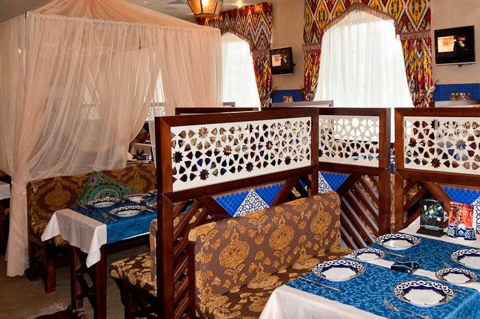 Узбекский Ресторан Сандык на Щелковской фото 8