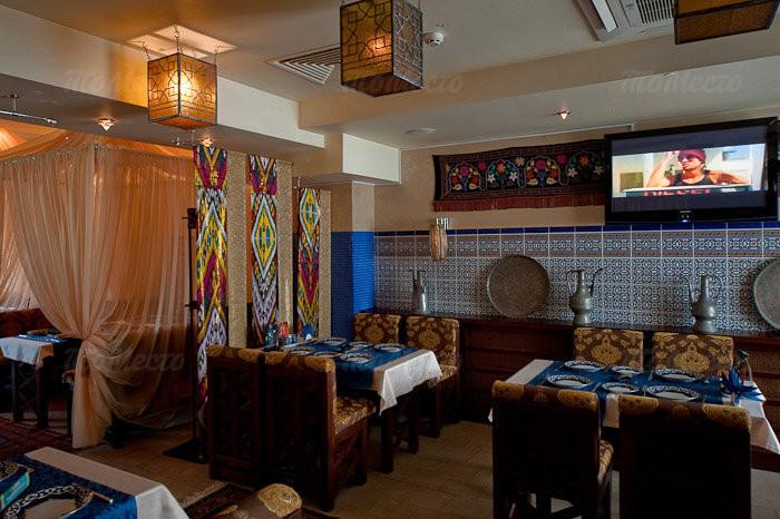Узбекский Ресторан Сандык на Щелковской фото 4