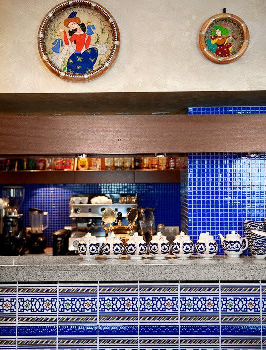 Узбекский Ресторан Сандык на Щелковской фото 15