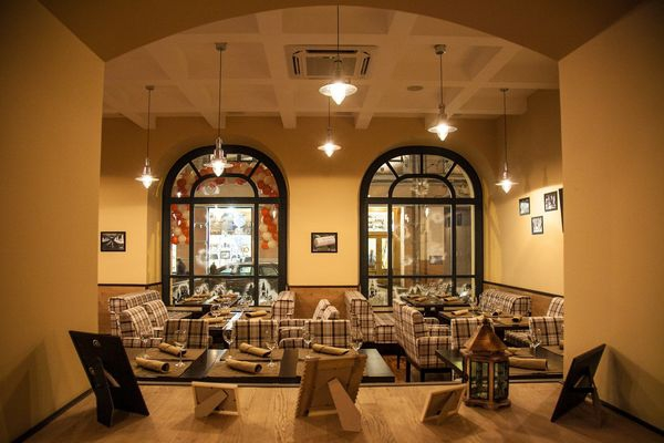Итальянский Ресторан Vino&Мясо фото 5