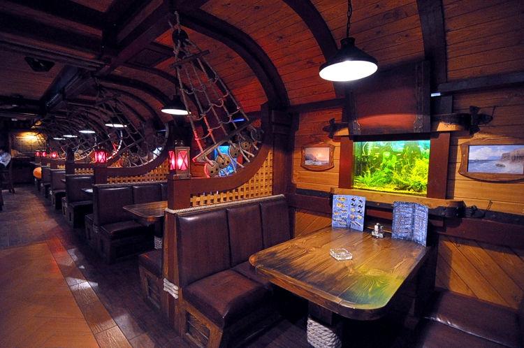 Ресторан Трюм фото 13