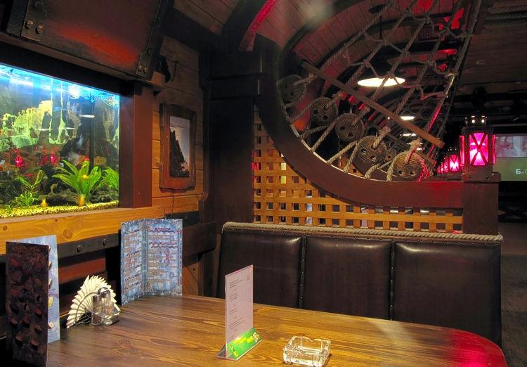Ресторан Трюм фото 17