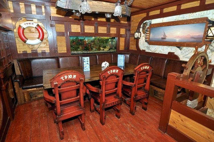 Ресторан Трюм фото 20
