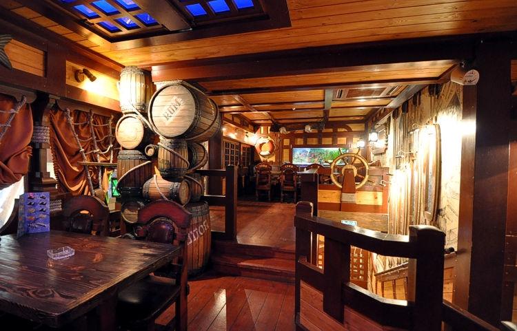 Ресторан Трюм фото 12