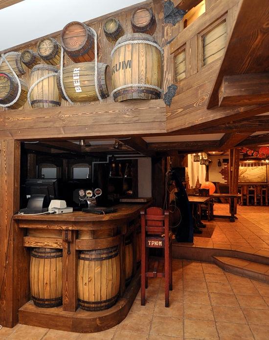 Ресторан Трюм фото 11