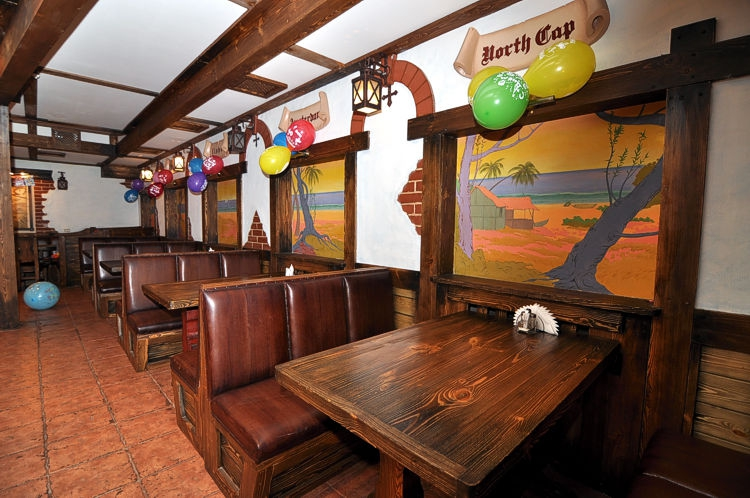 Ресторан Трюм фото 4