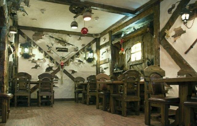 Ресторан Трактир Лефортово (Traktir Lefortovo) фото 9