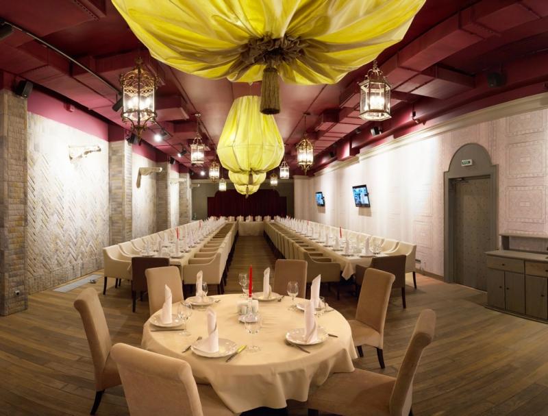 Кафе Гранатовый Сад на Проспекте Вернадского фото 4