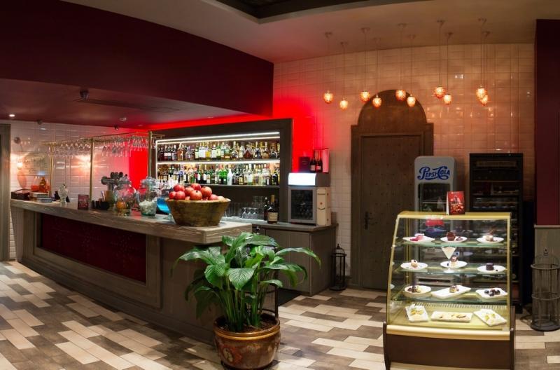 Кафе Гранатовый Сад на Проспекте Вернадского фото 6
