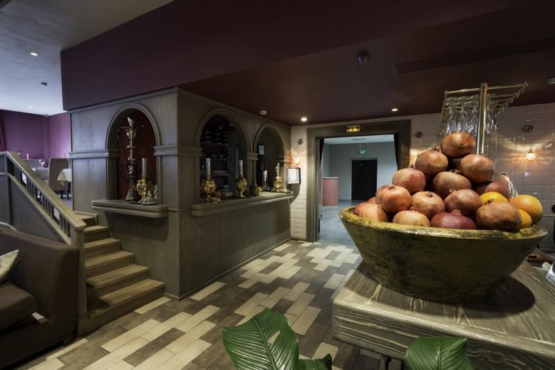 Кафе Гранатовый Сад на Проспекте Вернадского фото 8