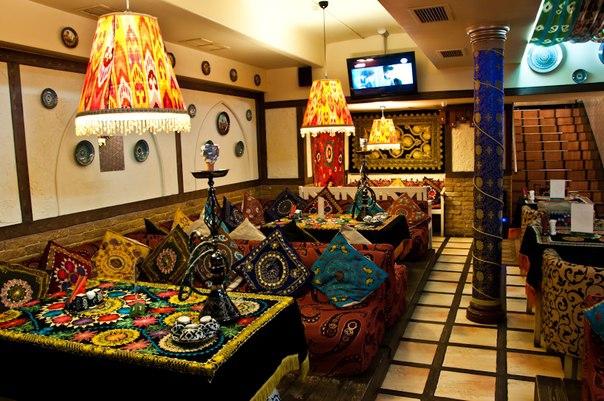 Ресторан Чайхана Инжир Караоке Холл фото 2