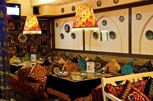 Ресторан Чайхана Инжир Караоке Холл фото