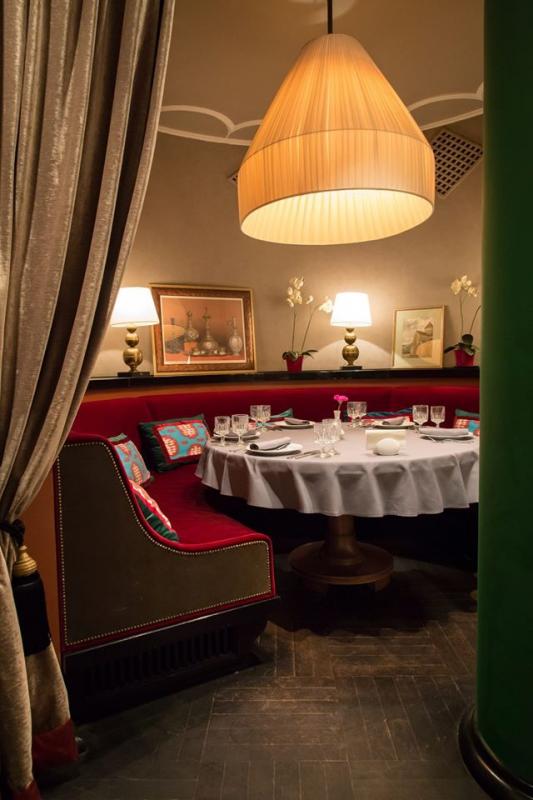 Ресторан Чайковский в Тифлисе фото 12