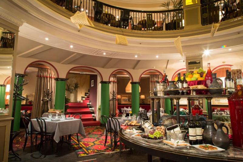Ресторан Чайковский в Тифлисе фото 9
