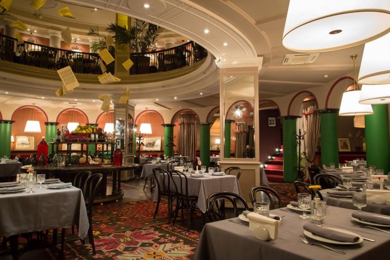 Ресторан Чайковский в Тифлисе фото 8