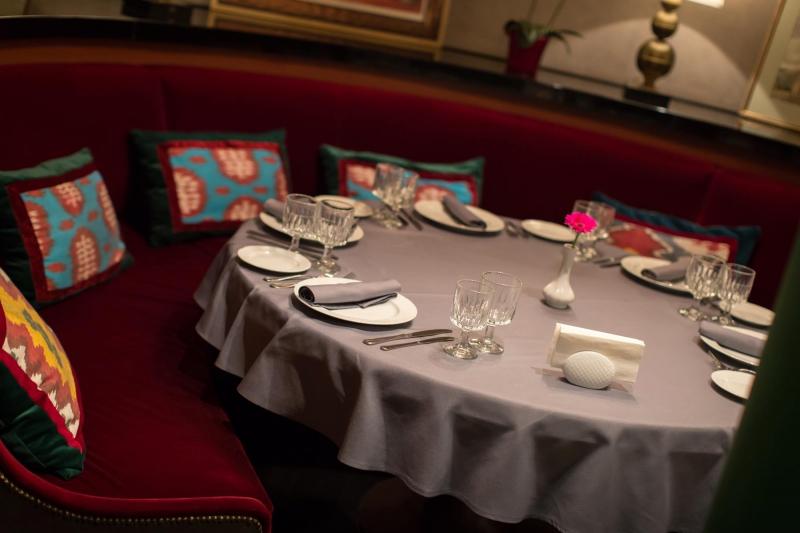 Ресторан Чайковский в Тифлисе фото 6