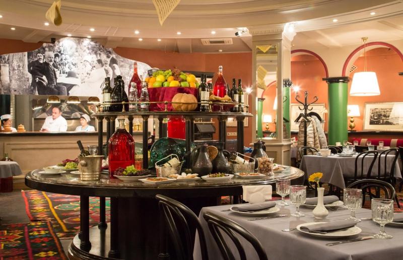 Ресторан Чайковский в Тифлисе фото 4