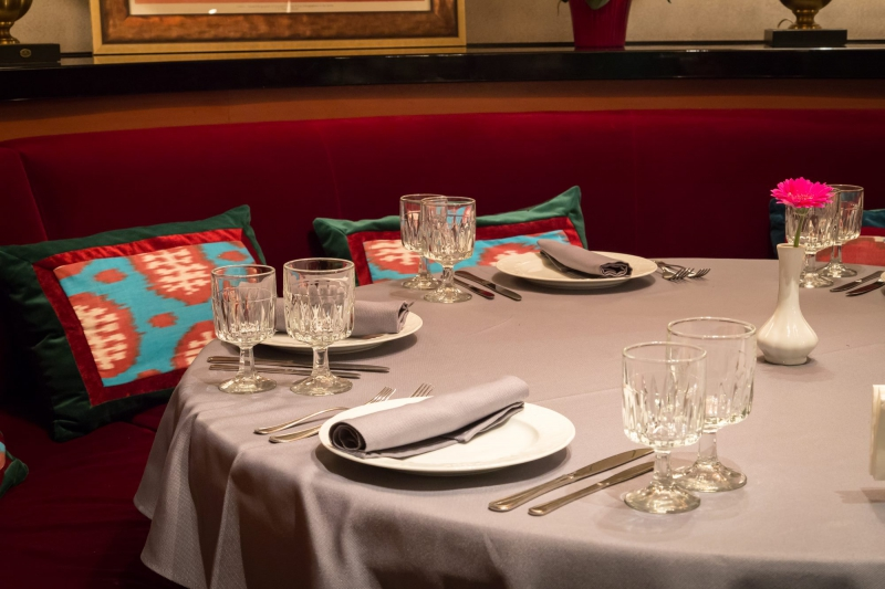 Ресторан Чайковский в Тифлисе фото 3