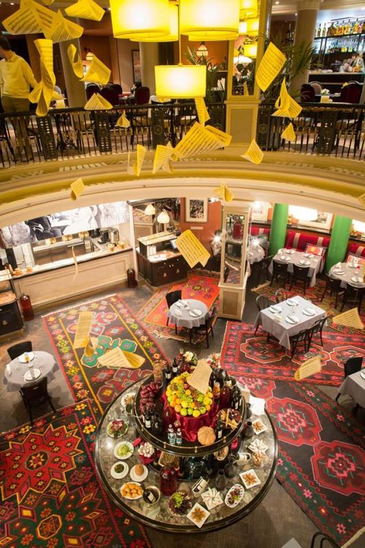 Ресторан Чайковский в Тифлисе фото 1