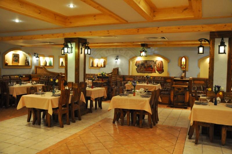 Ресторан Бакинский Бульвар в Мытищи фото 12