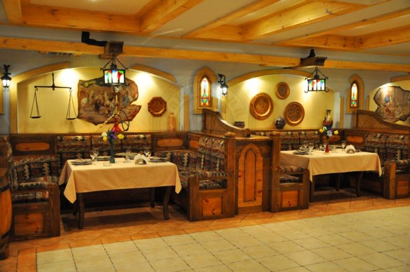 Ресторан Бакинский Бульвар в Мытищи фото 6