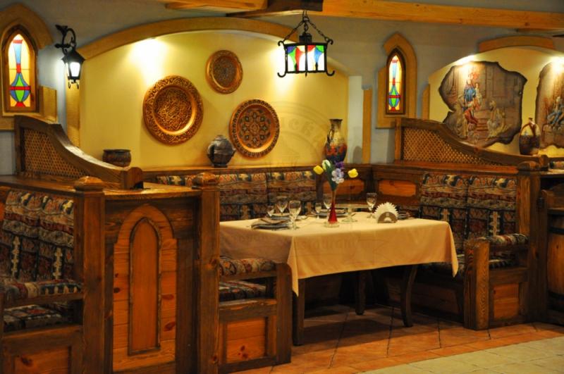 Ресторан Бакинский Бульвар в Мытищи фото 5