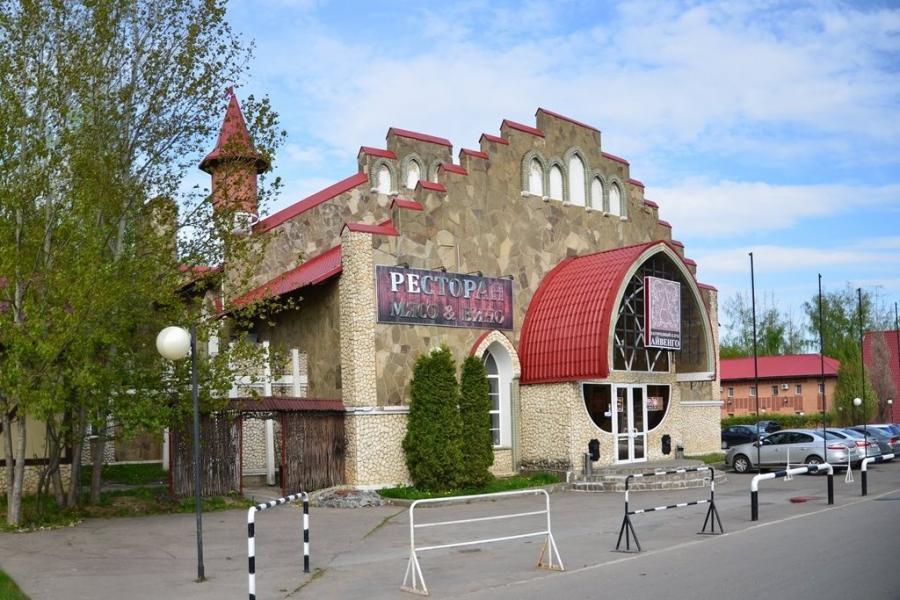 Ресторан Айвенго фото 9