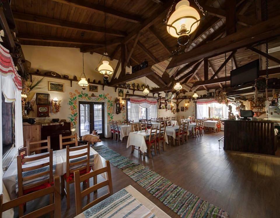 Ресторан Айвенго фото 11