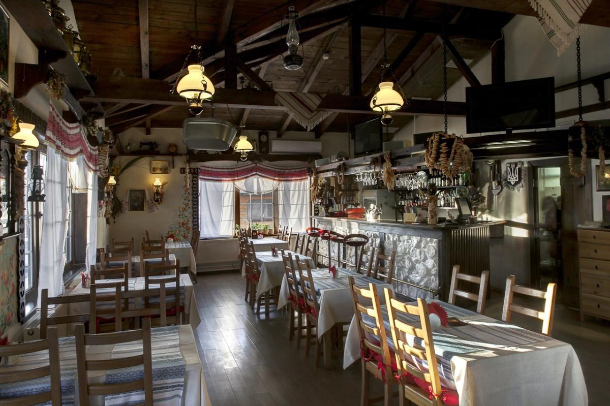 Ресторан Айвенго фото 20