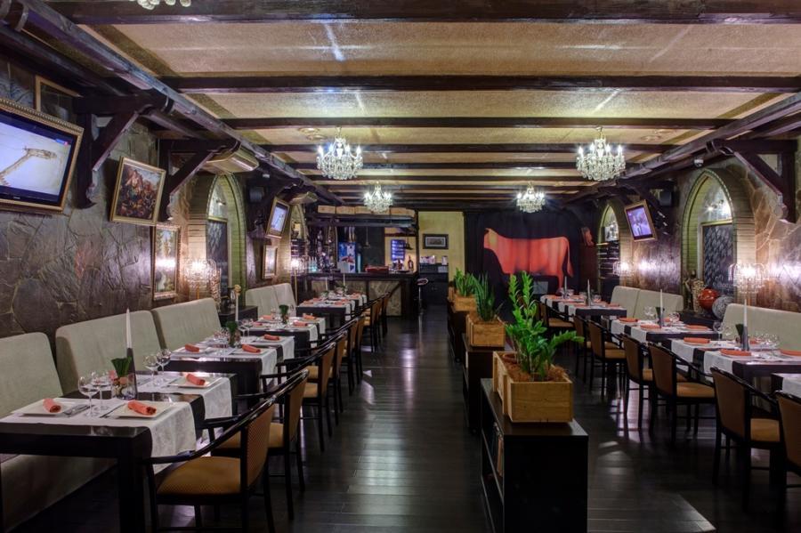 Ресторан Айвенго фото 38