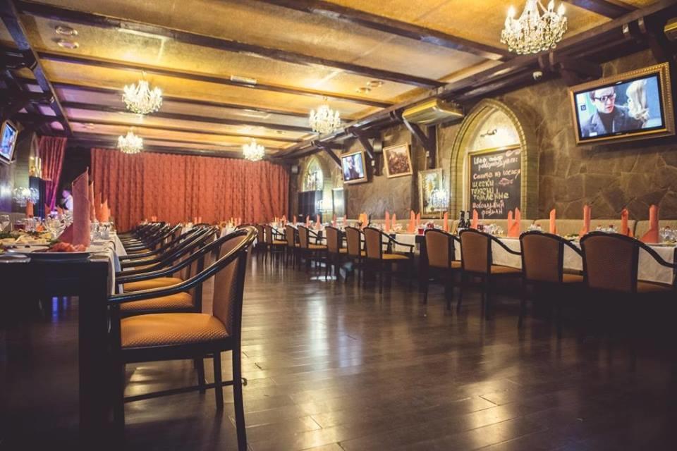 Ресторан Айвенго фото 39