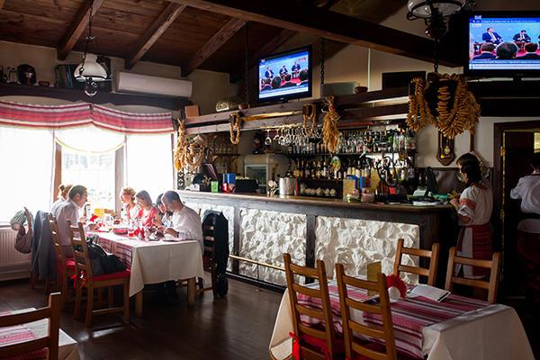 Ресторан Айвенго фото 65