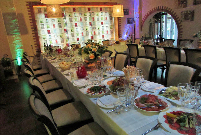 Итальянский Ресторан Иль Ностро (Il Nostro) фото 5