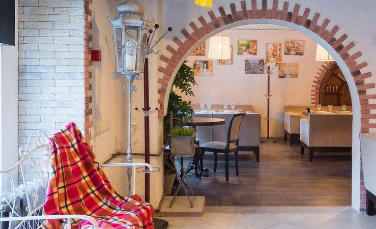 Итальянский Ресторан Иль Ностро (Il Nostro) фото 2