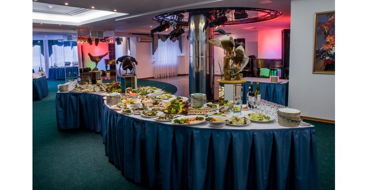 Ресторан Культурный центр при МИД России фото