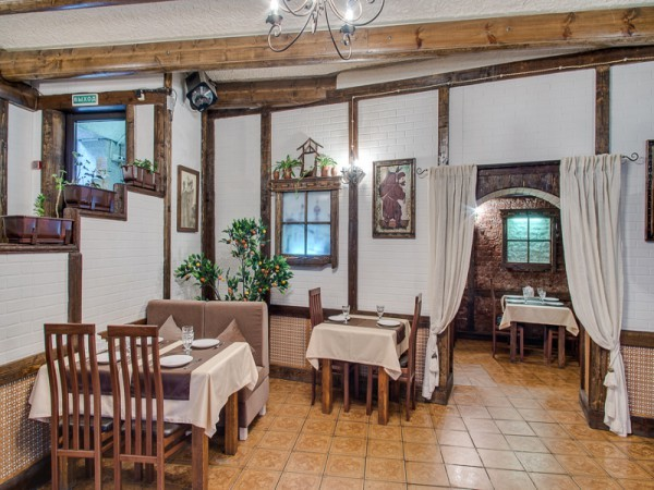 Кафе Гурман на Новокузнецкой фото 3