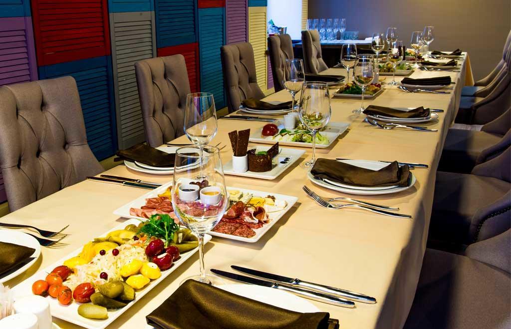 Средиземноморский Ресторан Costa La Familia (Коста Ла Фамилия) фото 35