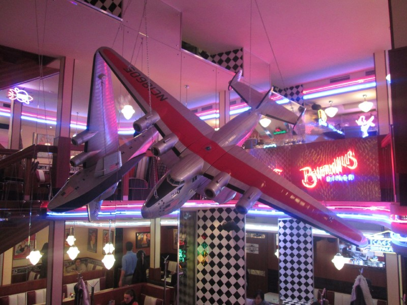 Beverly Hills Diner на Тверской фото 4