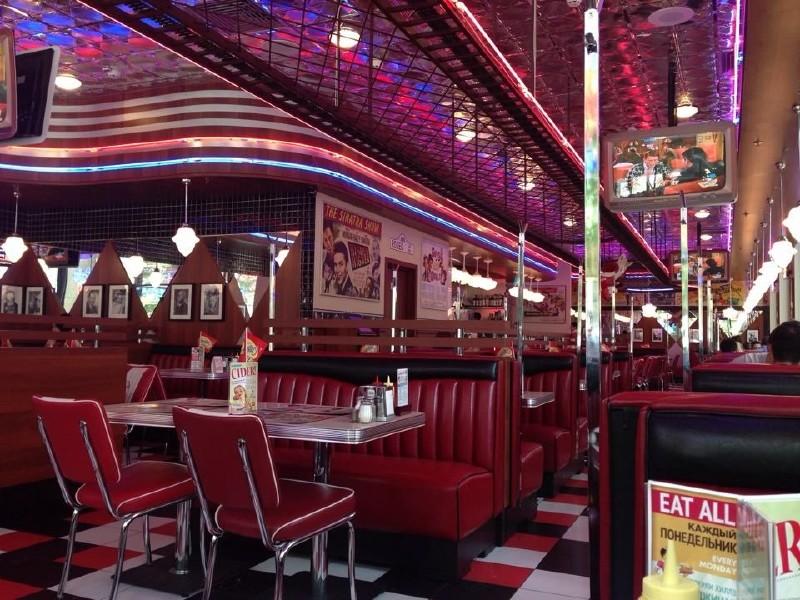 Beverly Hills Diner на Белорусской фото 5