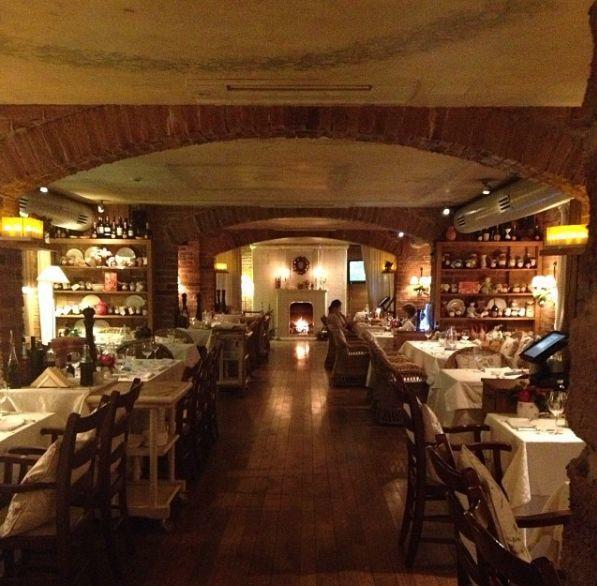 Итальянский Ресторан Osteria Di Campagna в Жуковке (Остерия Ди Кампанья) фото 12