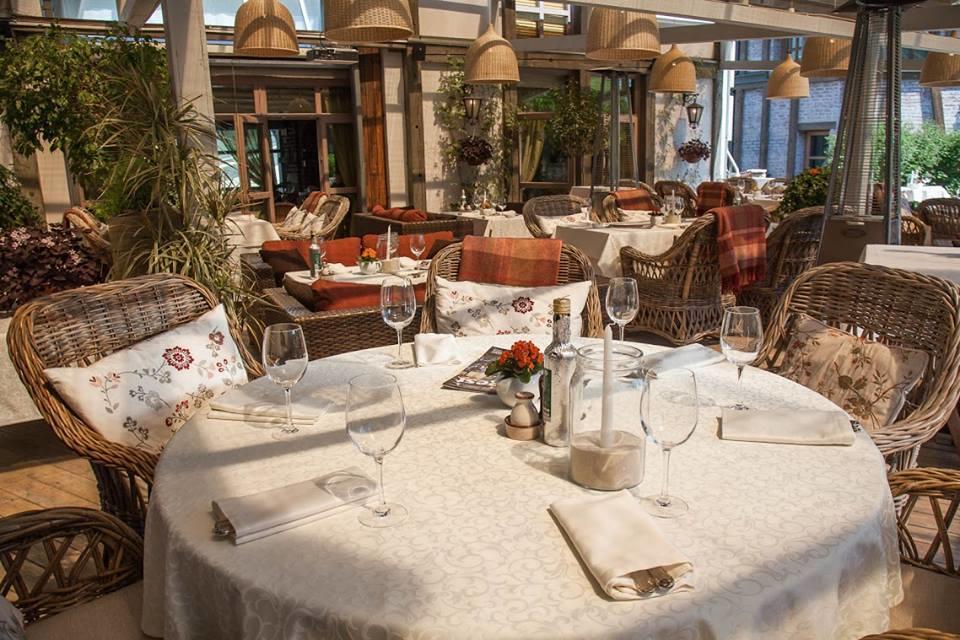 Итальянский Ресторан Osteria Di Campagna в Жуковке (Остерия Ди Кампанья) фото 17