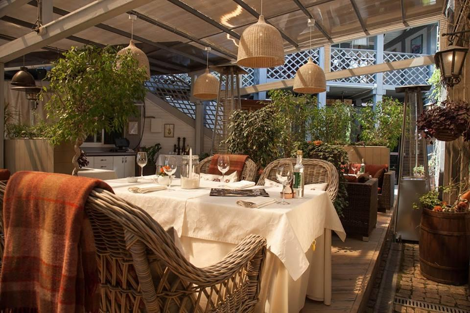 Итальянский Ресторан Osteria Di Campagna в Жуковке (Остерия Ди Кампанья) фото 19