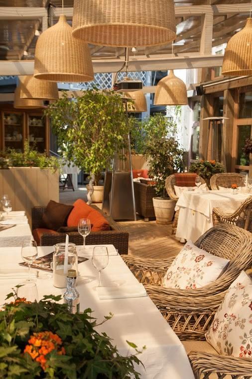 Итальянский Ресторан Osteria Di Campagna в Жуковке (Остерия Ди Кампанья) фото 20