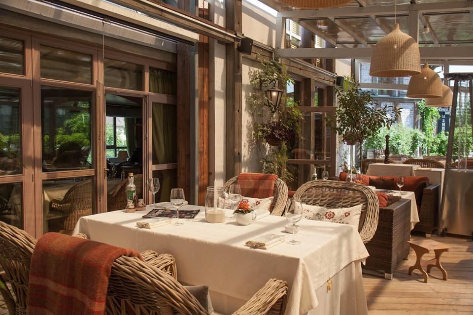 Итальянский Ресторан Osteria Di Campagna в Жуковке (Остерия Ди Кампанья) фото 1