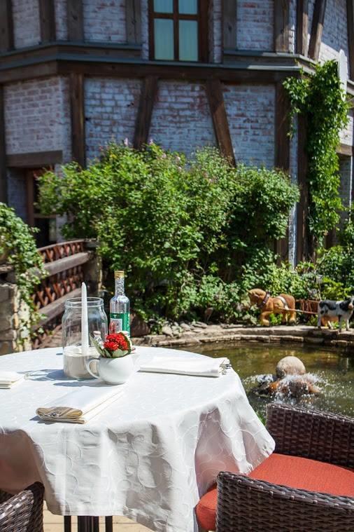 Итальянский Ресторан Osteria Di Campagna в Жуковке (Остерия Ди Кампанья) фото 21