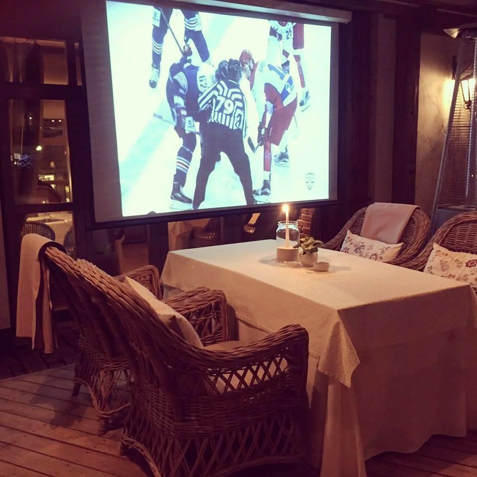 Итальянский Ресторан Osteria Di Campagna в Жуковке (Остерия Ди Кампанья) фото 24
