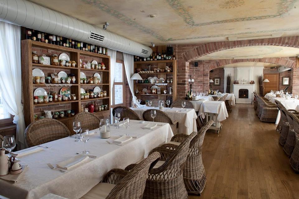 Итальянский Ресторан Osteria Di Campagna в Жуковке (Остерия Ди Кампанья) фото 25