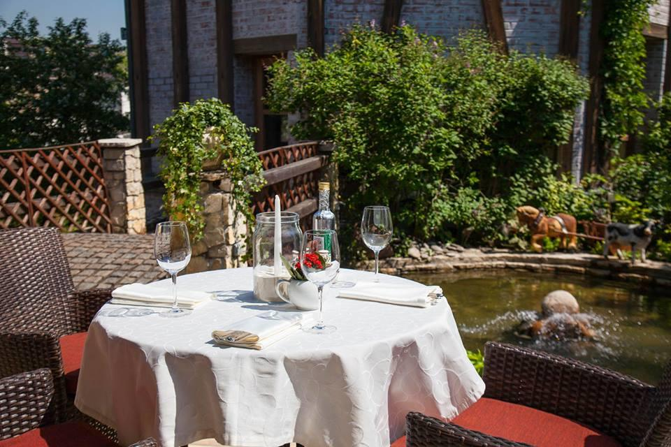 Итальянский Ресторан Osteria Di Campagna в Жуковке (Остерия Ди Кампанья) фото 26